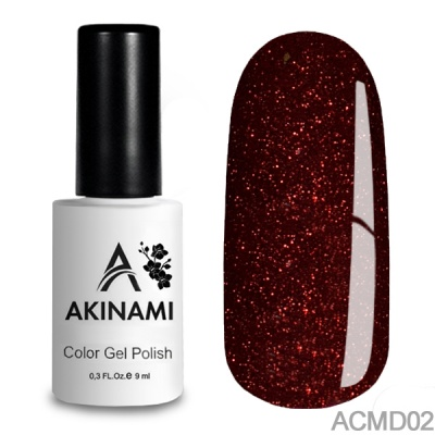 Akinami Color Gel Polish Magic Dance 02