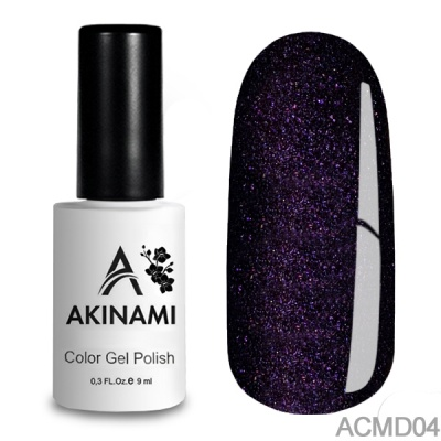 Akinami Color Gel Polish Magic Dance 04