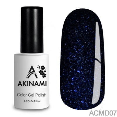Akinami Color Gel Polish Magic Dance 07