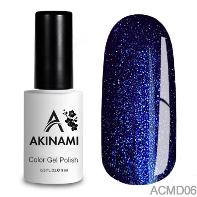 Akinami Color Gel Polish Magic Dance 06